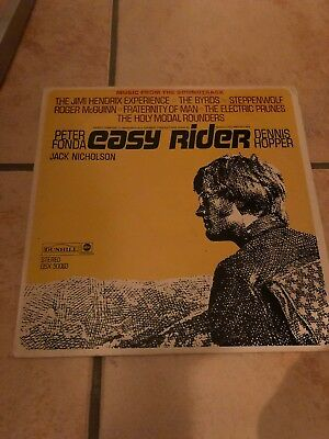 Easy Rider - Music From The Soundtrack (ABC/Dunhill Records Vinyl-LP USA 1972)