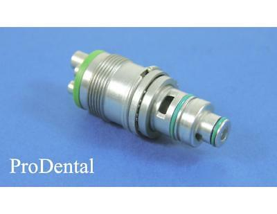 Star Brand 5-Hole Fiber-Optic Dental Handpiece Coupler  - ProDental