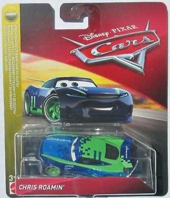 Voiture Disney Pixar Cars Chris Roamin