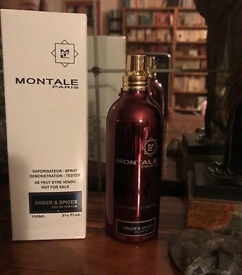 Bargain! Amber & Spices by Montale 100 ml EDP