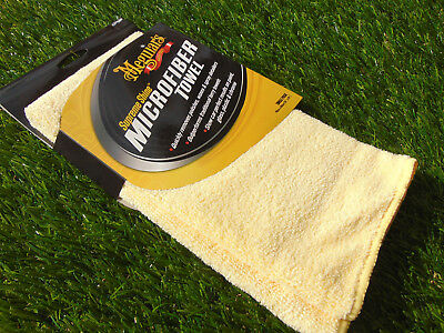 Meguiar S Supreme Shine Microfiber Drying Towel 16 X24 Cleaning
