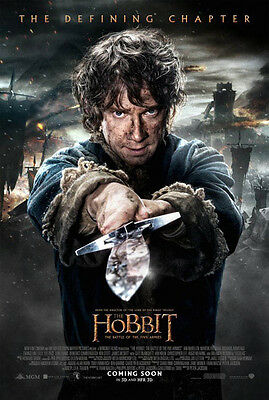 The Hobbit - Battle of Five Armies 90 Card Set  (From Cryptozoic)