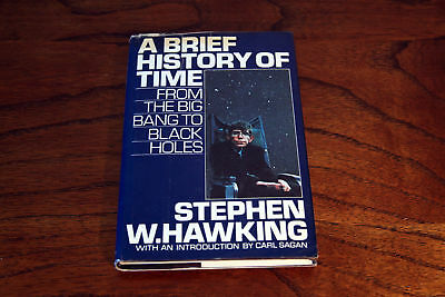 Stephen Hawking A Brief History of Time