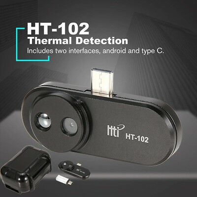 HT-102 Phone Thermal detection Imager forAndroid Type C Thermal Imaging detector