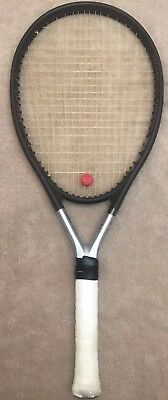 "Head Ti.s6 Titanium Tennis Racket 4 3/8"" Grip Size 3Power Tis6 Racquet Xtralong"