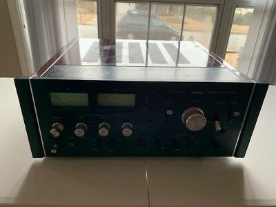 Sansui AU-20000 Stereo---MONSTER-----170WPC----KING OF INTERGRATED AMPS---
