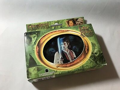 LOTR The Fellowship Of The Ring Limited Edition Playing Cards