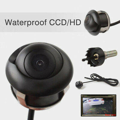 Car Backup Rear View Reverse Parking View CCD HD Camera Night Vision Cam