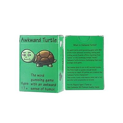 Awkward Turtle Card Game Fun Guessing Party Games Friends Funny Multiplayer