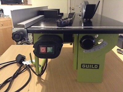Guild 800W Table Saw