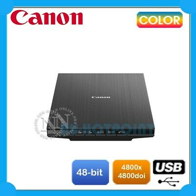 Canon LiDE 400 Color Flatbed USB High-Speed Document & Photo Scanner