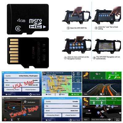 NEW Australia GPS Map SD Card for Car GPS Navigation Sterero Radio Υ*Α @