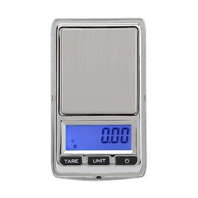 100-500gx0.01g Pocket Digital Scales Jewellery Gold Weighing Scales Balance Gram