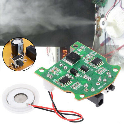 Other Sensors D20mm Ultrasonic Mist Maker Atomizing Fogger Ceramic