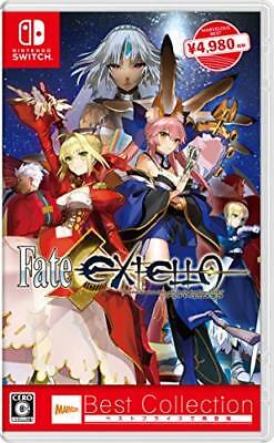 Fate / EXTELLA Best Collection - Switch  Japan