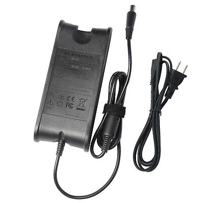 For Dell Latitude E5470 E5550 E5570 Laptop Ac Power Adapter Charger & Cord 65W