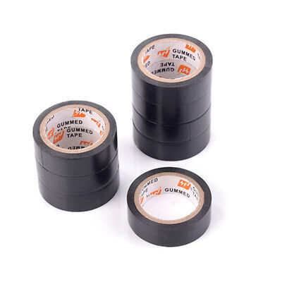 High Quality PVC Electricians Electrical Insulation Tape 15mmx10M 1 Roll New