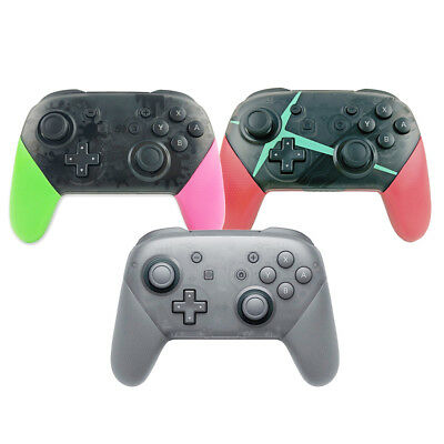 Wireless Remote Bluetooth Controller Gamepad for Nintendo Switch Pro Console