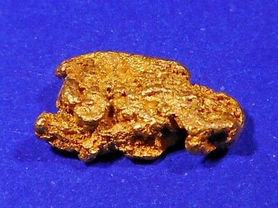 One Sparkling Australian Gold Nugget ( 1.33 grams ).