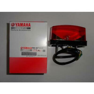 Yamaha 8FN-84710-00-00 Taillight Unit Assembly; 8FN847100000 Made by Yamaha
