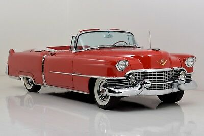 1954 Cadillac Series 62 Convertible / Matching Numbers