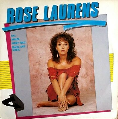 Rose Laurens - Rose Laurens - Vinyl LP 33T