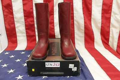 Cod. STN263 Stivale Buttero N.40 Boots Western Country Cowboy nuovo