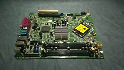 DELL OPTIPLEX 760 Small Form Factor SFF Motherboard F373D