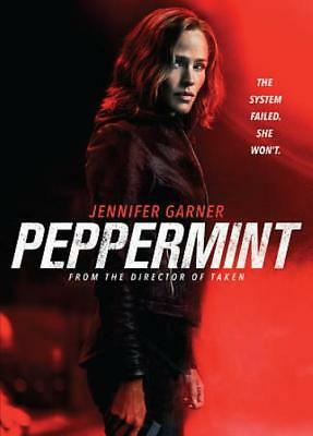 Peppermint New Dvd