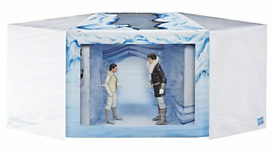 Star Wars The Black Series Leia & Han Hoth Exclusive 6-Inch 2 pack- New in stock