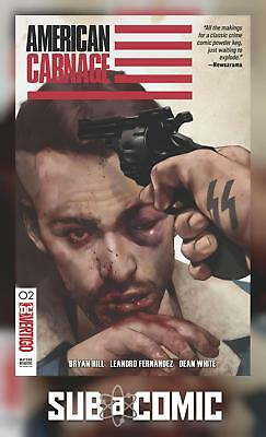 AMERICAN CARNAGE #2 (DC 2018 1st Print) COMIC
