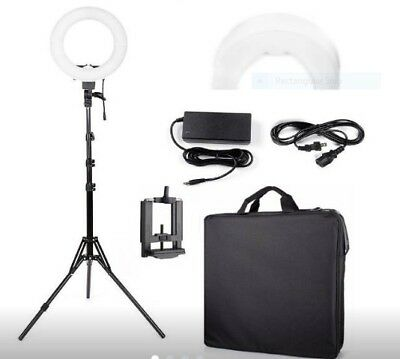 "Diva Ring Light 19"" Dimmable Photo/Video Light with Light Stand!!FLASH SALE!"
