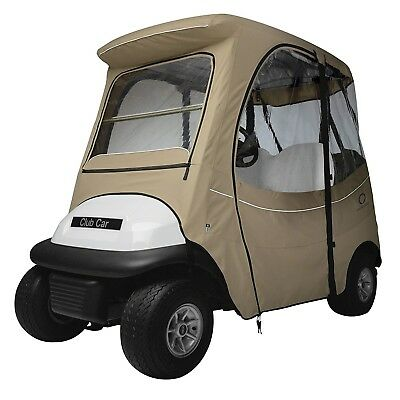 FadeSafe Club Car Precedent Golf Car Enclosure