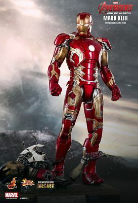 Hot Toys Iron Man Mk 43 Mark 43 Avengers Age Of Ultron Mms278 D09