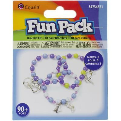Make Your Own Multi Charm Bracelet Kit For Ages 6 And Up