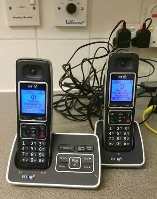BT 6500 Cordless Dect Phone with Answer Machine and Nuisance Call Blocking