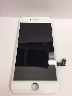 Apple iPhone 7 LCD Display Touch Screen, White 100% Genuine Original LCD Grade D