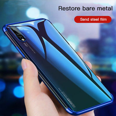 Coque pour Huawei Mate 20 PRO P20 Lite Honor 8X Cover Antichoc Silicone Housse