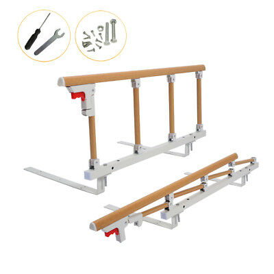 Bed Rail Safety Assist Handle Bed Railing for Elderly & Seniors, Adults