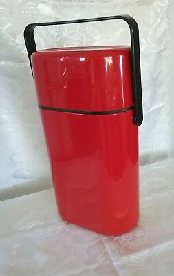 Decor 545 Australia RED 2 Bottle BYO Insulated Wine Cooler Carrier