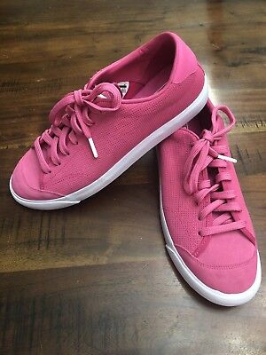 NikeLab Tennis Shoes All Court 2 Low Men s Size 8.5 Tennis Pink NEW!! Free a4e26fb75a1b