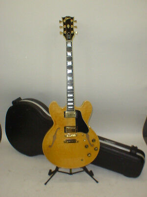 Gibson ES-347 Electric Guitar w/ Case & Strap VINTAGE 1987 80'S