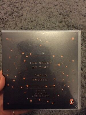 The Order Of Time , Carlo Rovelli Audio Book