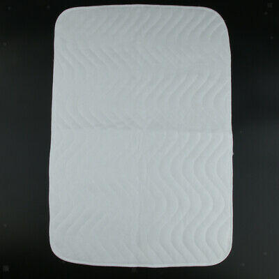 Waterproof Washable Incontinence Bed Pee Pad Underpad Bedwetting Protector