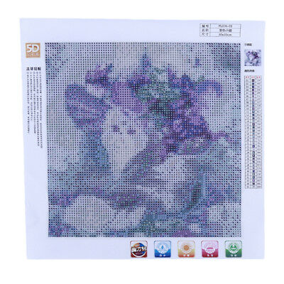 Animal Flower Cat Diamond Painting Cross Stitch Mosaic Living Room Decoration S