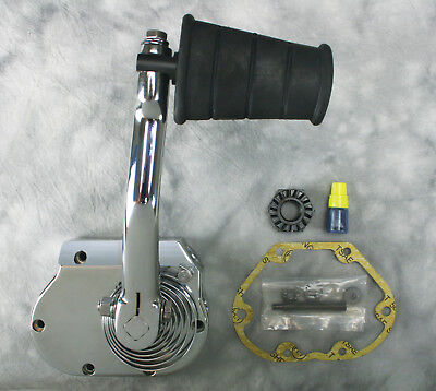 Ultima Chrome Kicker Conversion Kit for 1999-Earlier 5 & 6-Speed Transmissions