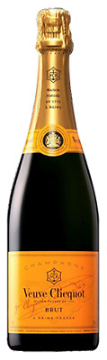 Veuve Clicquot Yellow Label Brut NV 750mL ea - Sparkling Wine - Origin France