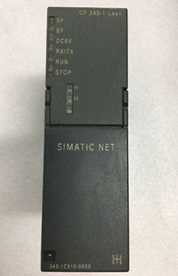 1PC Used Siemens 6GK7 343-1CX10-0XE0 #RS19