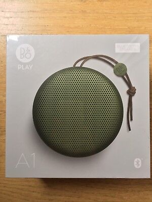 Beoplay A1 Bluetooth speaker - Moss Green