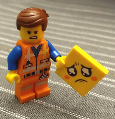 New Emmet Minifig Lego Movie 2 2019 Release In Stock Minifigure Figure Toy 6 49 Picclick